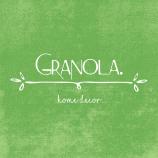 Granola. Logo Fall 2017