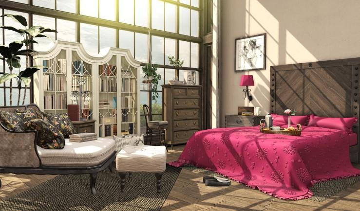 mm bedroom